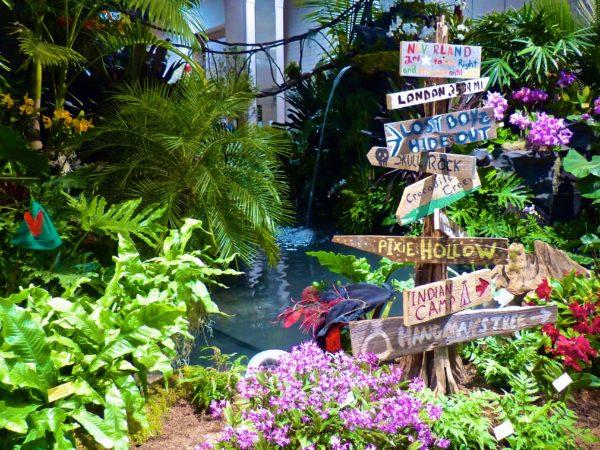 Philadelphia- Philadelphia Flower Show- Peter Pan