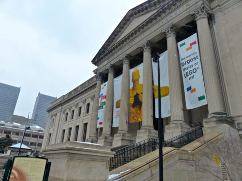 2 Days in Philadelphia - Franklin Institute