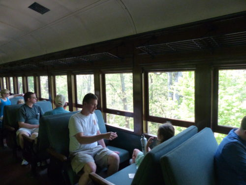 Bucks County- New Hope Railroad 3