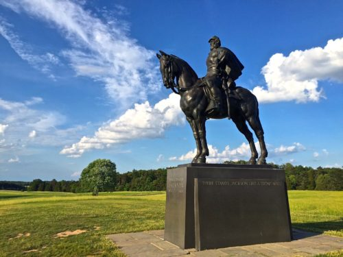 DC Day Trip to Manassas- Manassas Battlefield- Stonewall Jackson