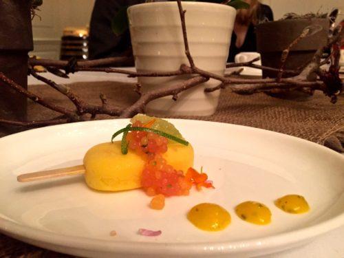 Airlie- dinner series- dessert