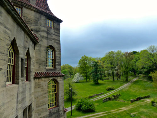 Bucks County- Doylestown- Fonthill Castle 3