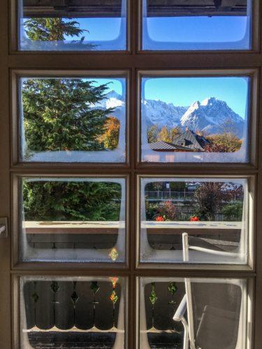 Garmisch- Hotel Edelweiss Balcony