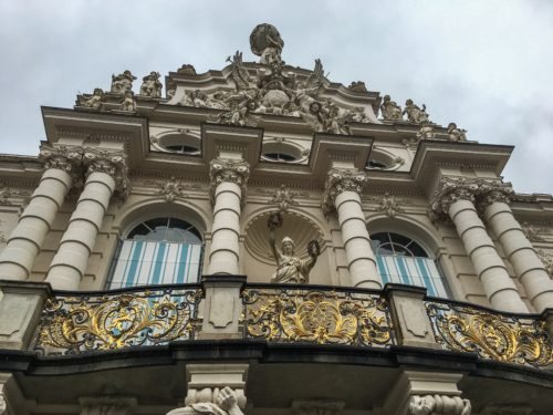 Linderhof Palace- castle