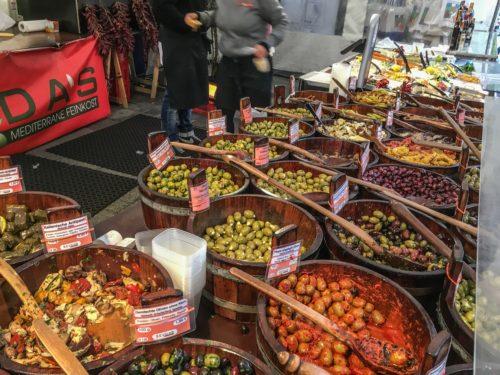 Munich- Viktualienmarkt