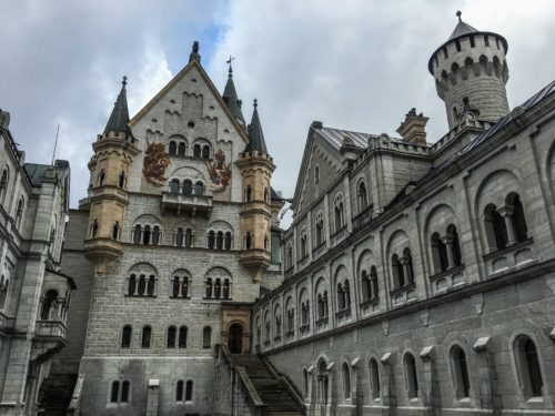 Neuschwanstein Castle- interior