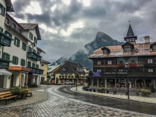 Oberammergau- main historic district