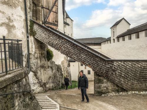 Salzburg- Hohensalzburg fortress