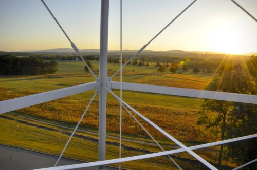 gettysburg-getaway-Longstreet_Observation_tower-view-6