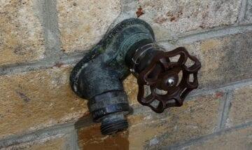 outside plumbing