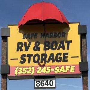 Safe Harbor RV & Boat Storage - The Villages