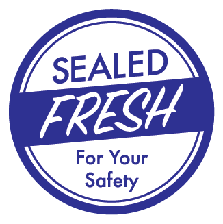 Freshness Seal Blue 2""