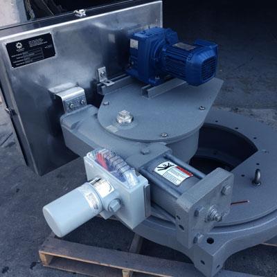 Rebuilt Clarifier Drive