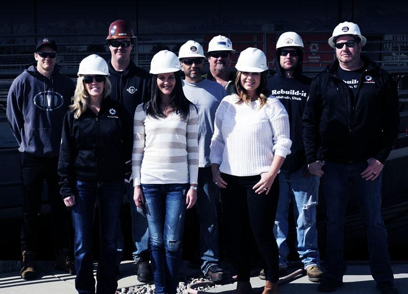 Rebuild-it team members