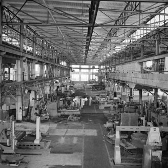 Historical image of EIMCO Plant