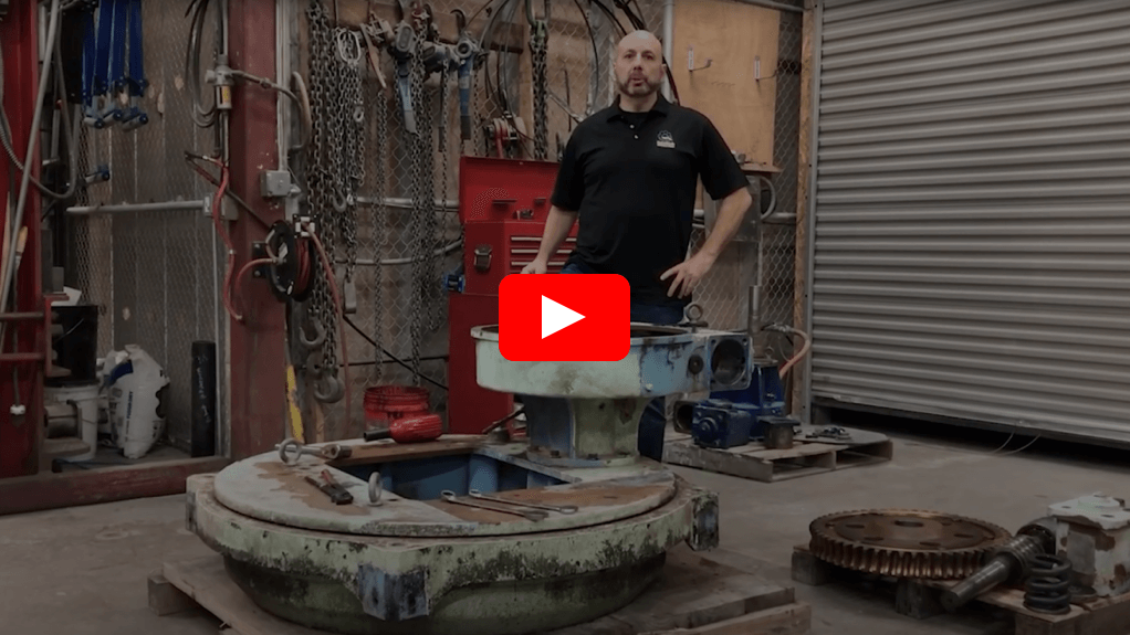 RSG Rebuild Drives Video with play button