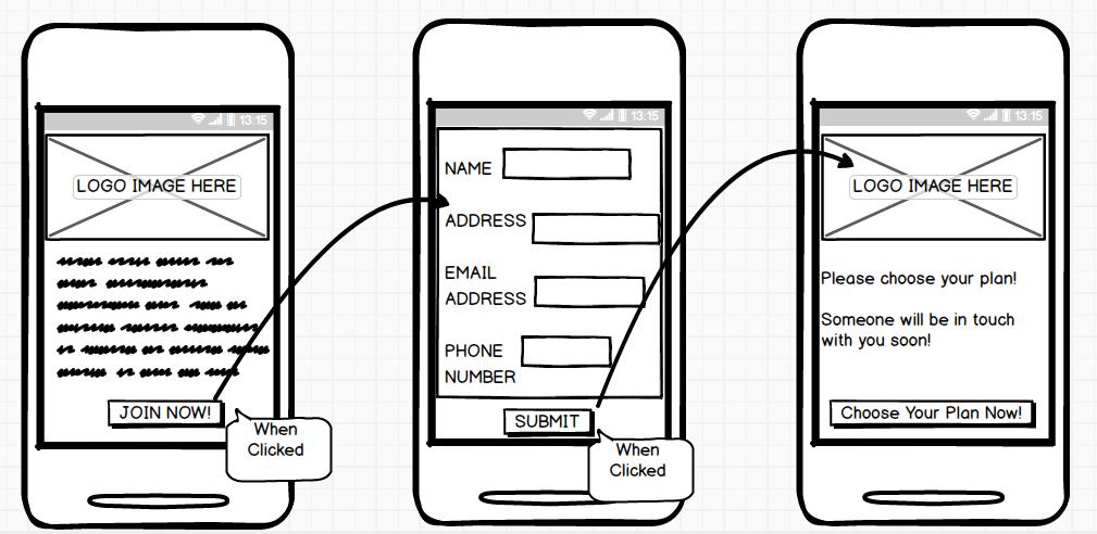 P500 Tech Website - Wireframe for non-clickable app (1)
