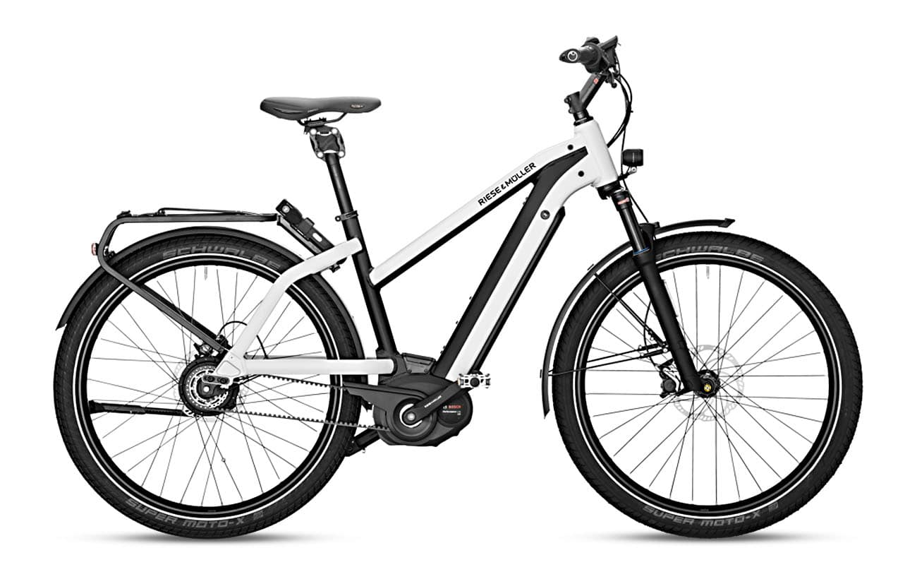 Riese Muller Charger Mixte
