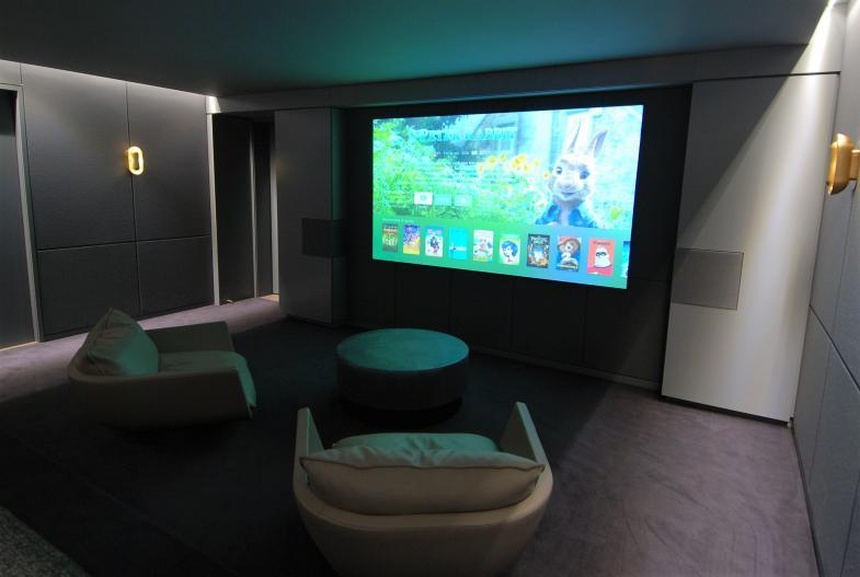Synergy Systems Group – Custom Home Theatre