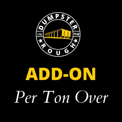 DITR Per Ton Overage