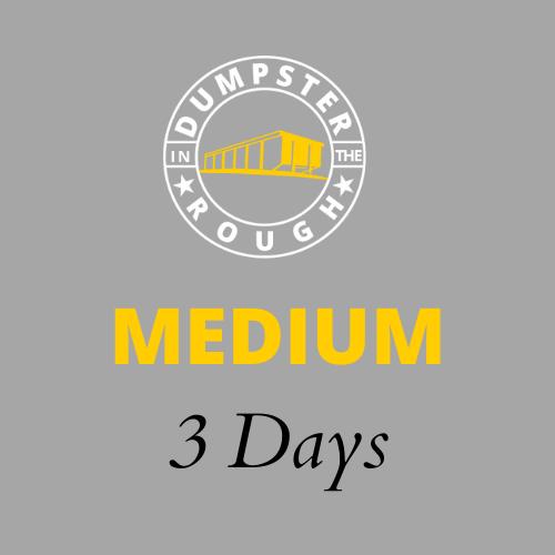 DITR Medium 3 Day