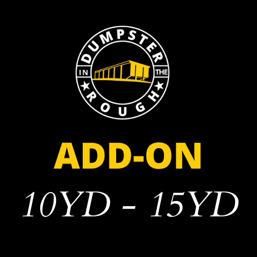 DITR Add-On 10YD to 15YD Upgrade