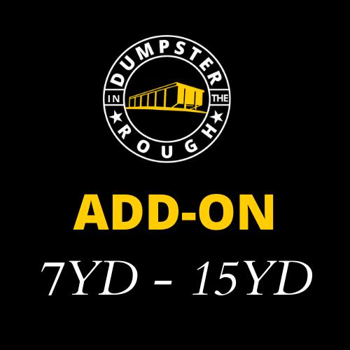 DITR Add-On 7YD to 15YD Upgrade