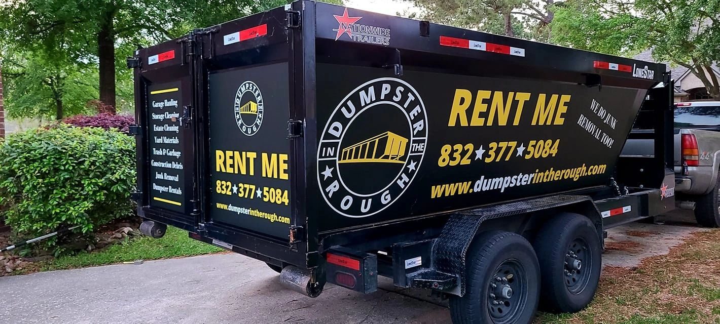 Go with a dumpster company that is FULLY INSURED!