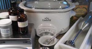 Hot Process Soap Making