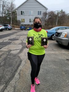 Most Active Award and Club Contribution/Connection Creator Winner: Johanna Lisle Newbold