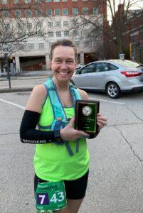 Determination in the Face of Adversity Winner: Lea Reilly