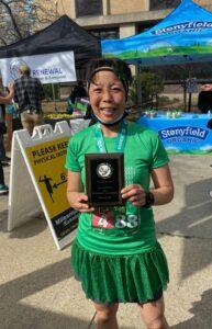 Frontline Hero Winner: Melissa Wu