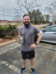 Give Back to the Community Winner: Scott Rogers