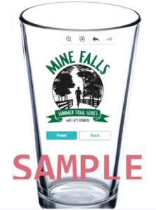 Age Group Awards will be pint glasses with a MFSTS logo!