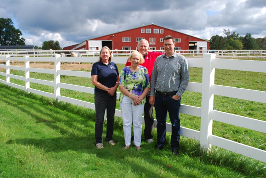 Bainbridge's Chagrin Valley Farms Purchased by Schneider Family