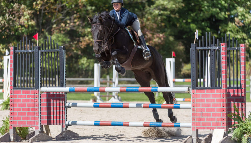 Schneider Saddlery Returns to Sponsor Chagrin Hunter Jumper Classic Opening Week in Tandem with Chagrin Valley Farms