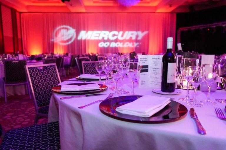 Mercury Flagship International Product Launch