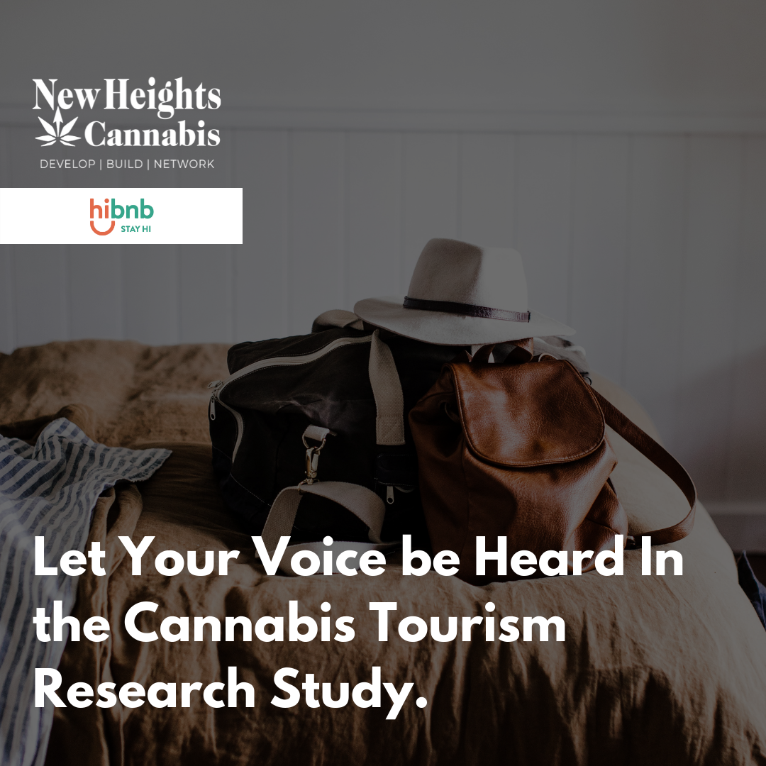 New Heights Cannabis Tourism research study