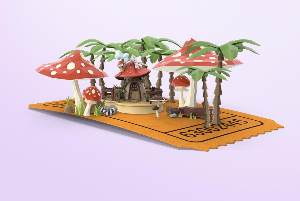 Wonderland:Miami November, 2021