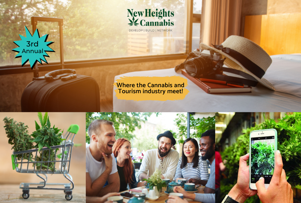 New Heights Cannabis Tourism Summit October 25 2021