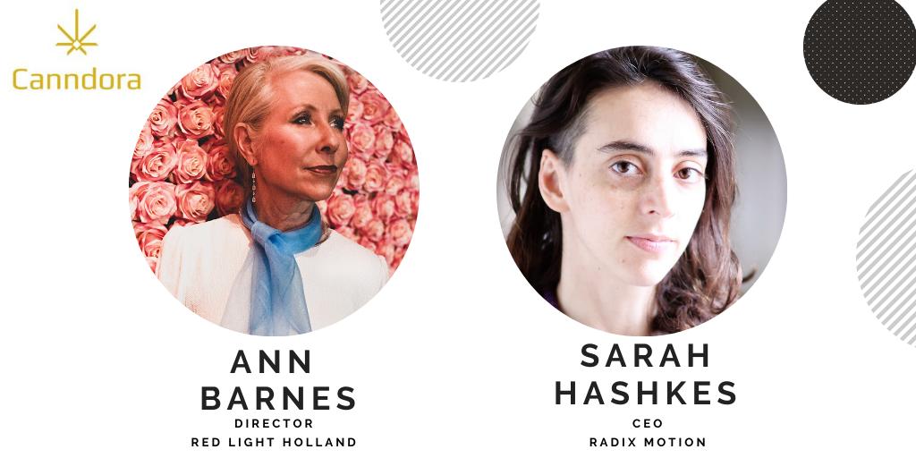 Women in Psychedelics Spotlight: Ann Barnes & Sarah Hashkes