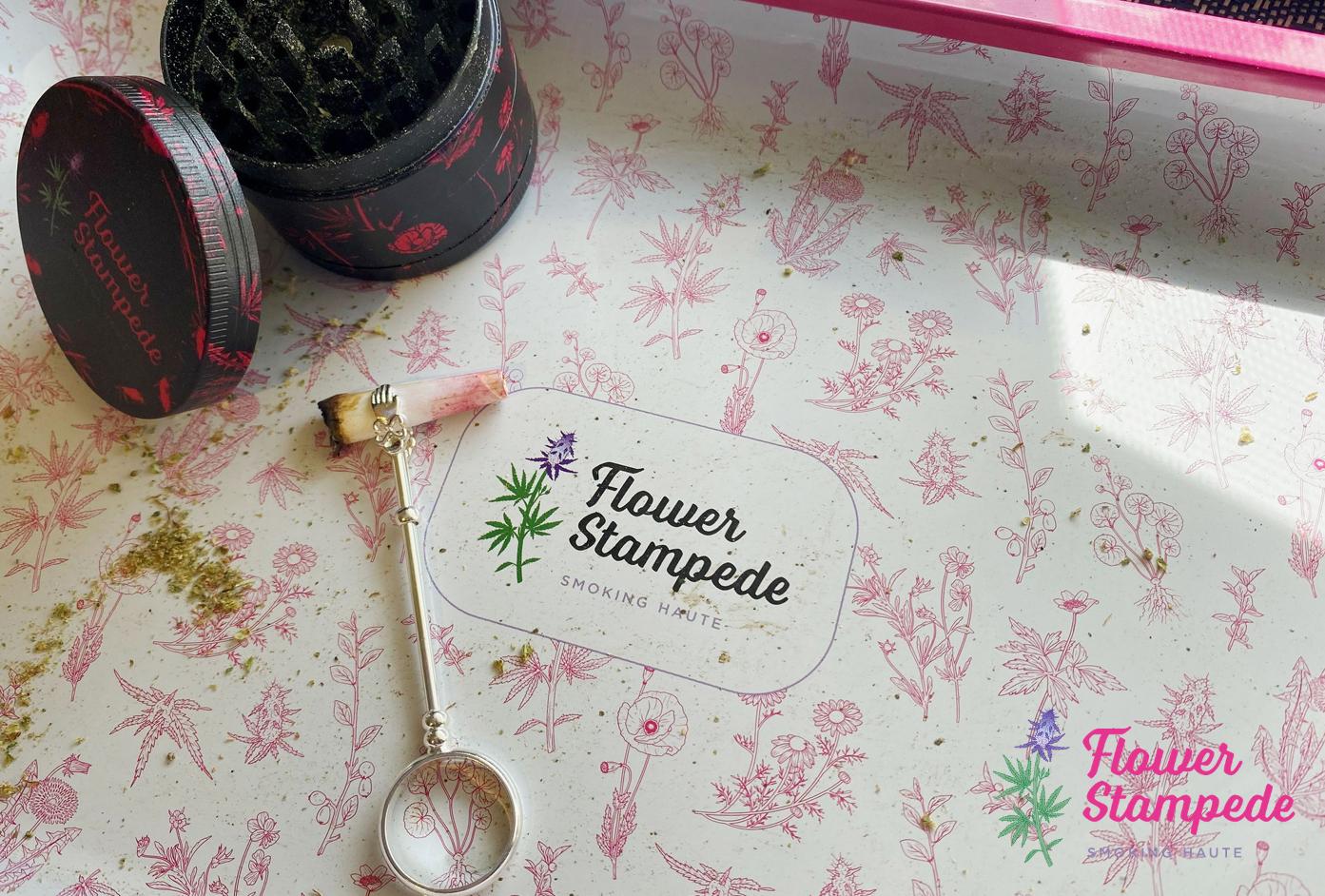 Canndora Spotlight: Dena Brooker of Flower Stampede