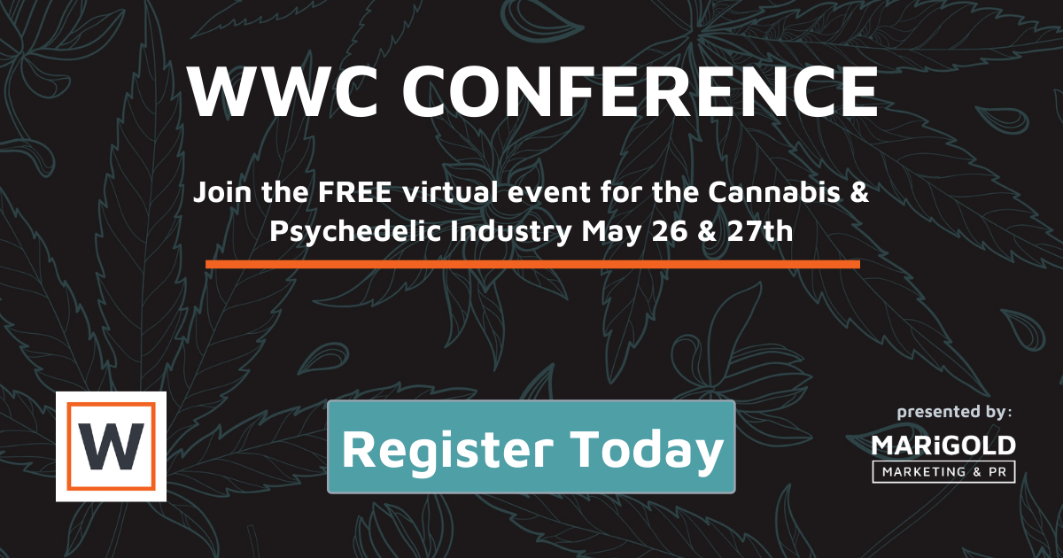 Join Canndora at the Second Annual WWC Conference; Bringing Women in Cannabis & Psychedelics Together to Collaborate & Inspire