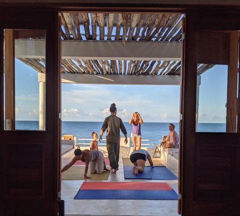 rise wellness retreat