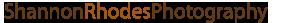 ShannonRhodesPhotography Logo