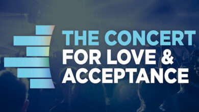 Concert for Love and Acceptance