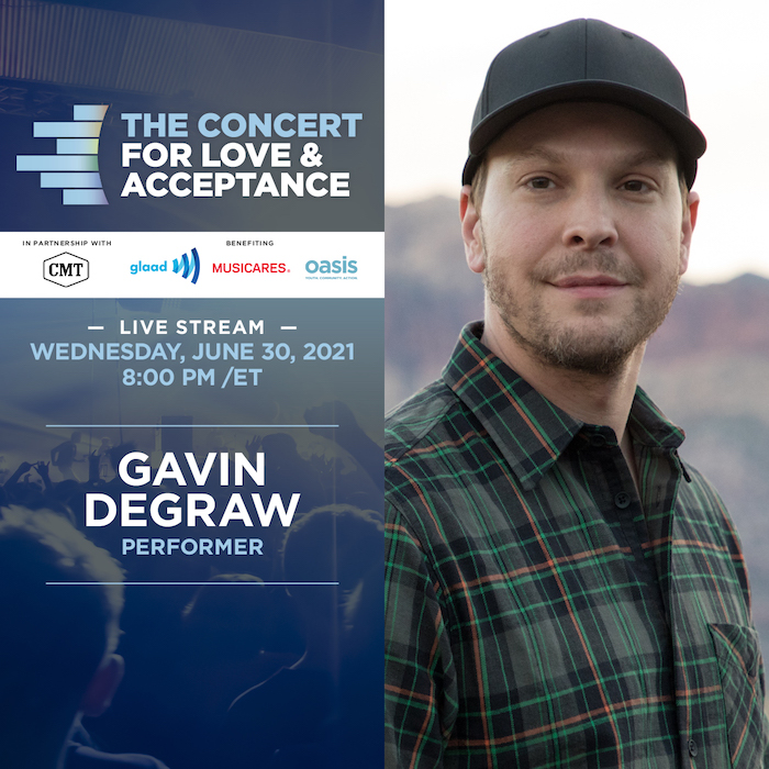 Gavin DeGraw Love and Acceptance
