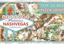 Top 10 Nashville Pizza Joints