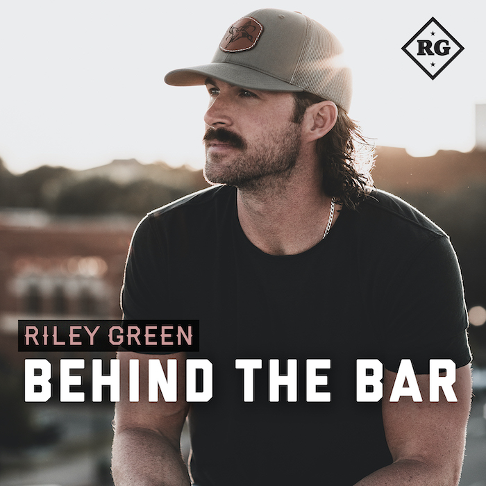 Riley Green Behind the Bar