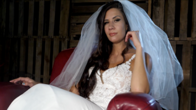 Jessie G Honors Her Wedding Day